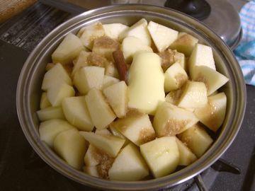 りんごフィリング1