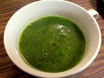 クレソンスープ