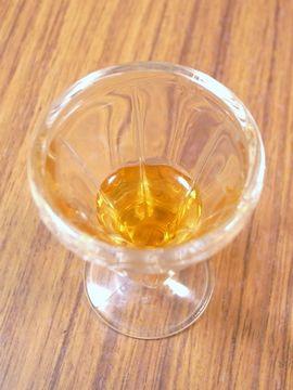 京都御苑の梅酒試飲