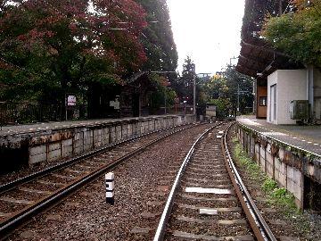 二ノ瀬駅下車