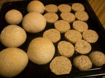 シイの実パン&クッキー