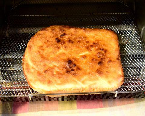 ちょっと焦がしたメロンパントースト