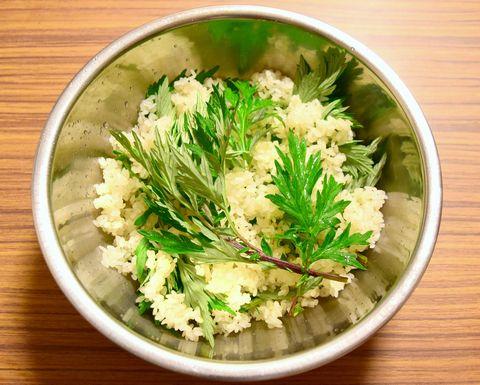 ヨモギでの米麹再挑戦