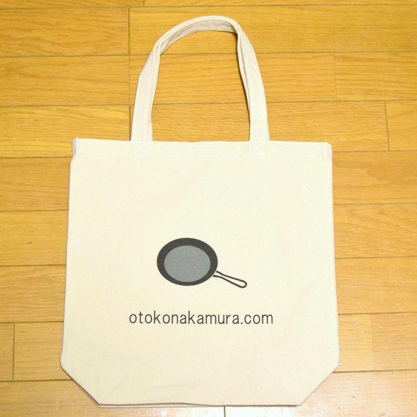 オトコ中村のトートバッグ