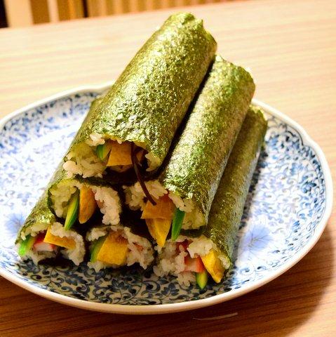 丸かぶり寿司