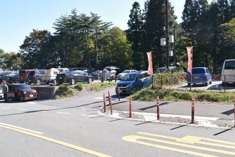 御在所岳無料駐車場