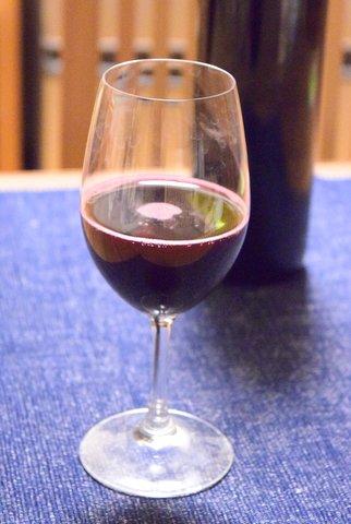 自家製赤ワイン(料理用)