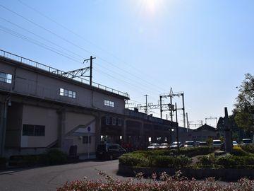 JR蓬莱駅