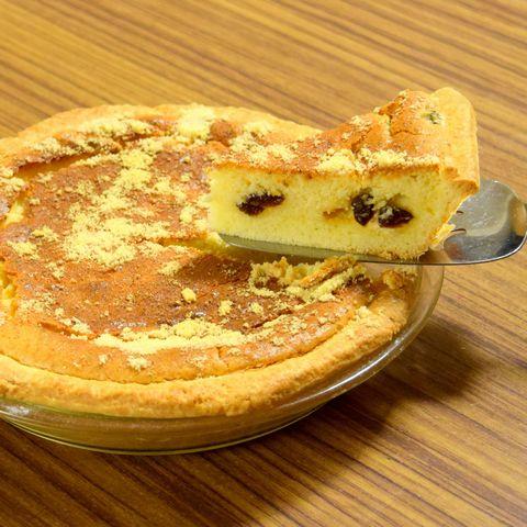 熟成中村チーズを使った超個性的チーズケーキ