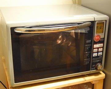 オーブンで保温