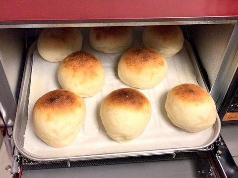 パン焼き上がり