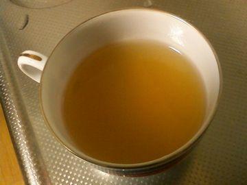 カリンの種茶?