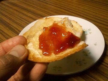 カリン酵母パン2