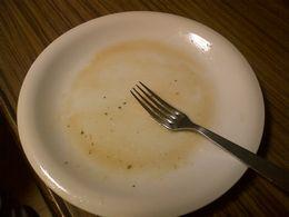 ケシロハツモドキのパスタ2