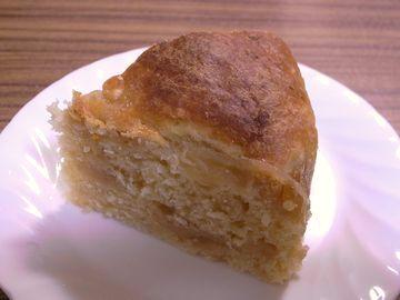 りんご天然酵母ケーキ2