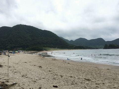 高嶋海水浴場&キャンプ場