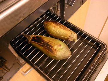 焼きなすを作る
