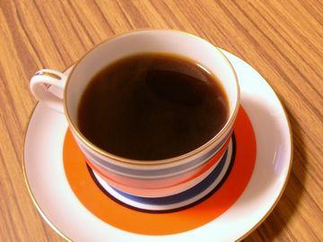 プレミックスのコーヒー