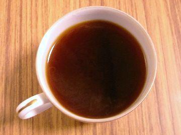 燻製コーヒー