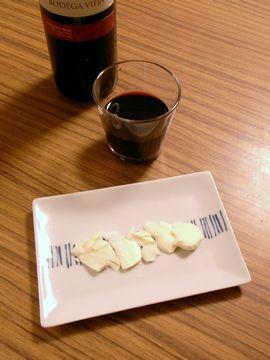 ワインと供にいただく