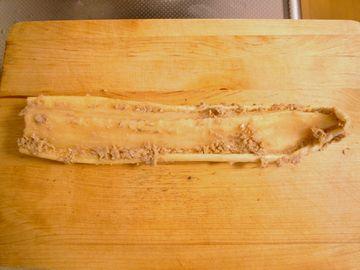 大根の醤油粕漬け