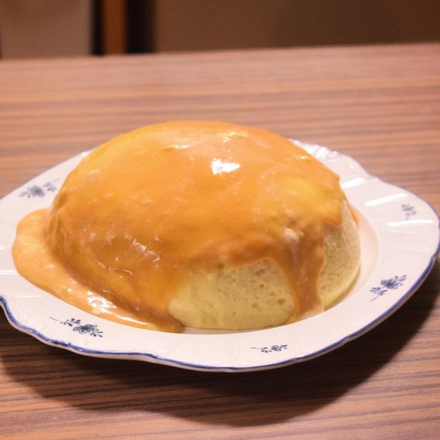 ふわとろプリンチーズケーキ