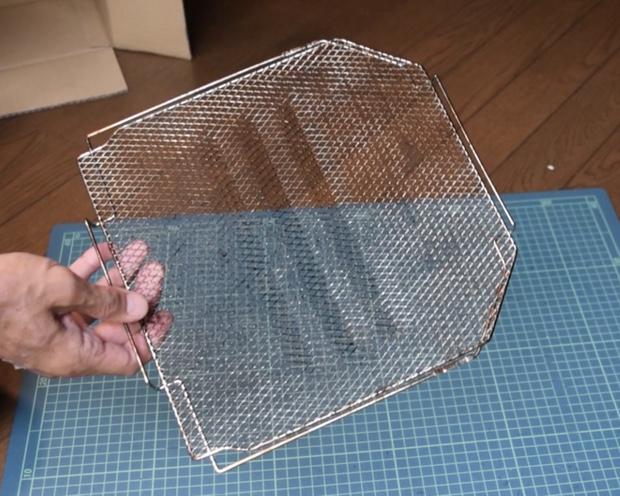 オーブントースターの焼き網