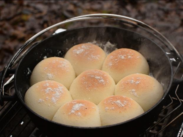 焼けたちぎりパン
