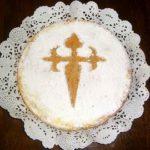 スペイン修道院のケーキ、タルタ・デ・サンディアゴ