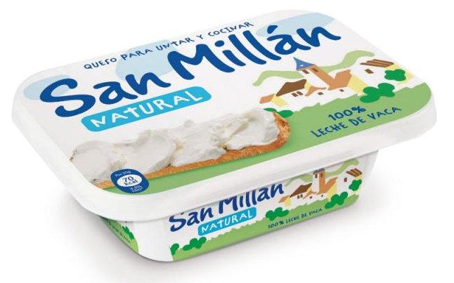 スペインのサンミランクリームチーズ