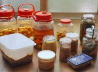 中村家の長期熟成発酵食品