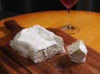 白カビクリームチーズ