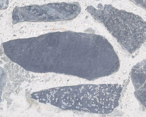 銀閣寺の敷石拡大
