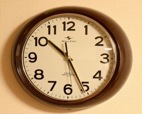 中村時計店の時計