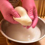 モッツァレラチーズと割けるチーズ(ストリングチーズ)の作り方