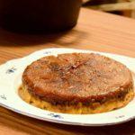 タルトタタンをキャンプスイーツとして極める 第11回世界料理研究会(番外編その2)