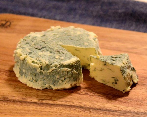 自家製ブルーチーズ