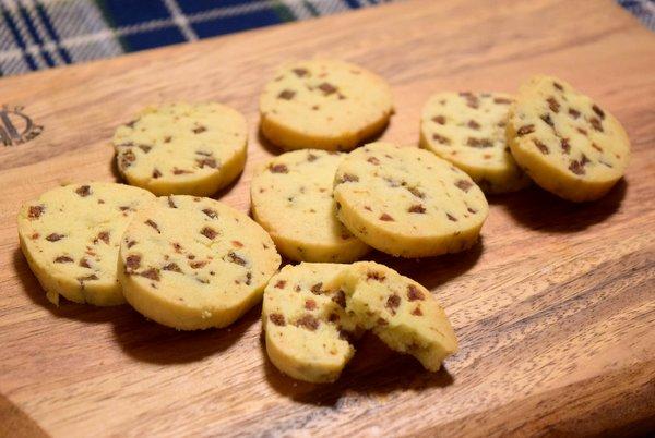 カルパスクッキー
