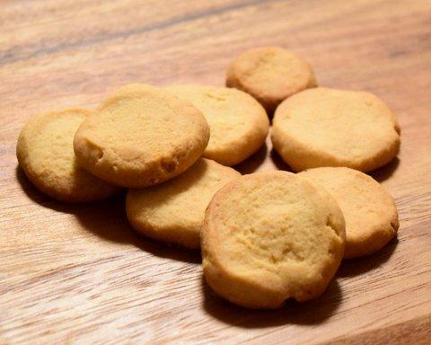 松ぼっくりクッキー
