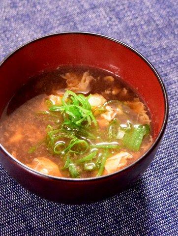 いしるスープ