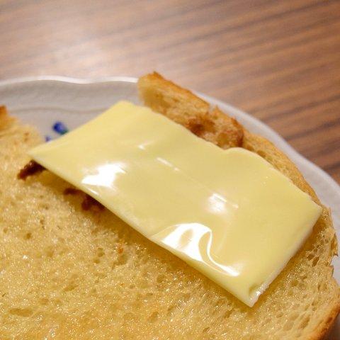 マーマイト&チーズトースト