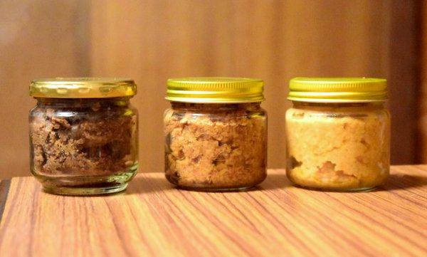 3種の肉醤粕