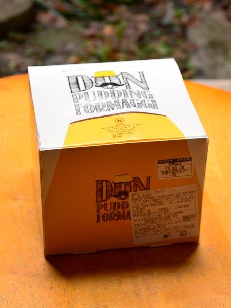 「KONDITOREI KOBE」のプリン風味のドン・プリン・フォルマッジ箱