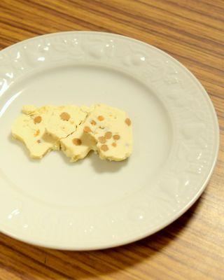 熟成納豆チーズ試食