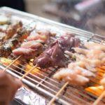 焼き鳥とバーベキュー 第10回世界料理研究会(前編)