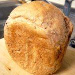 マテバシイをペーストにしてパンやケーキを焼く (ドングリ2013 その1)
