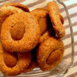 小麦粉不使用アーモンドのみのアーモンドクッキー